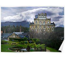 Cascade Brewery, Hobart Poster