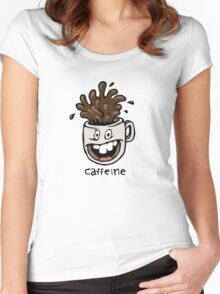 WTFU!! Women's Fitted Scoop T-Shirt