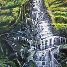 Waterfall by © Linda Callaghan