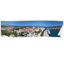 Trogir, Croatia. Poster