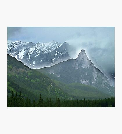 The High and the Mighty Photographic Print