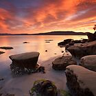 Coningham Sunrise #3 by Chris Cobern