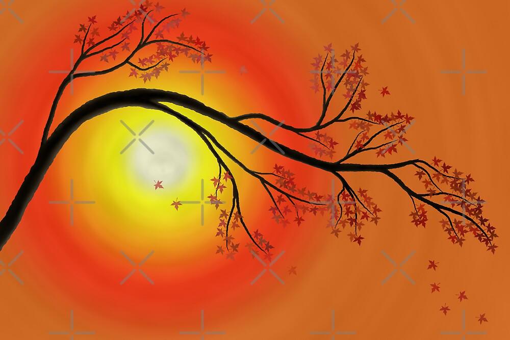 Autumn Sun by Megan Noble