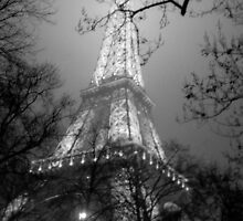Dreamy Eiffel Tower  by Alberto  DeJesus