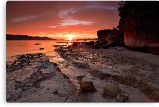 Coningham Sunrise #4 by Chris Cobern