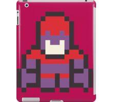 8-Bit Magneto iPad Case/Skin