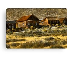 Close Community...Bodie Canvas Print