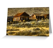 Close Community...Bodie Greeting Card