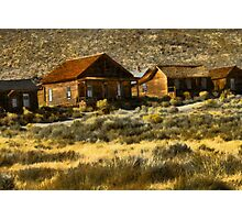 Close Community...Bodie Photographic Print