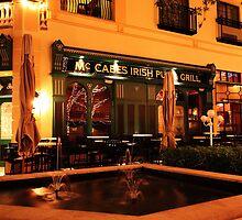 McCabe's Irish Pub by kathy s gillentine
