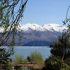 Lake Wanaka in early spring by ValRE