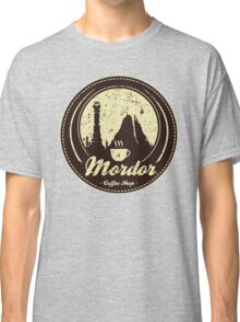 MORDOR COFFEE SHOP Classic T-Shirt