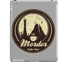 MORDOR COFFEE SHOP iPad Case/Skin