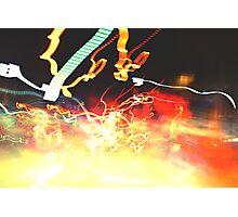 Explode II Photographic Print
