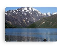 Cold Water Lake, Washington Metal Print