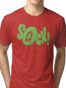 Sock! Tri-blend T-Shirt