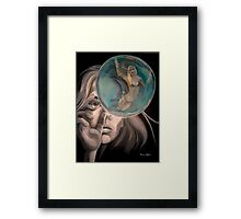 Illusions Framed Print