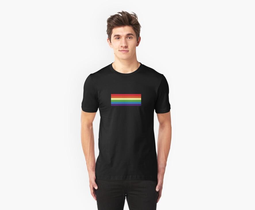Rainbow Dash Hair Color Stripe by phyrjc2