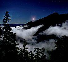 Buck Mountain Joy ~ Oregon Cascades ~ by Charles & Patricia   Harkins ~ Picture Oregon