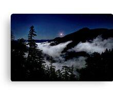 Buck Mountain Joy ~ Oregon Cascades ~ Canvas Print