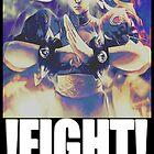 FIGHT LIKE A GIRL by Legendarymutt