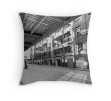 The Gallery Throw Pillow
