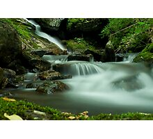 Little Andy Creek Photographic Print