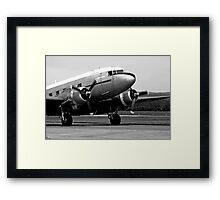 Dakota DC3 Framed Print