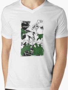 Zombies are coming Mens V-Neck T-Shirt