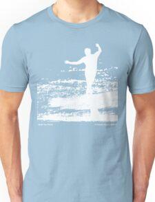 Walk The Plank - White Unisex T-Shirt