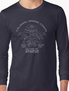 Class of 2122 (Navy) Long Sleeve T-Shirt