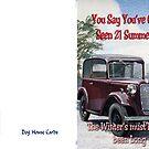 21 Summers by Jim Mathews