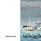 Enjoy the cruise by Jim Mathews