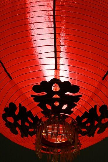 Modern Chinese Lantern II by Stephen Mitchell