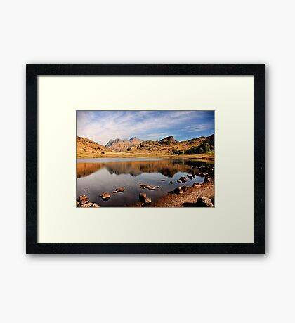 Lake District Tarn Framed Print