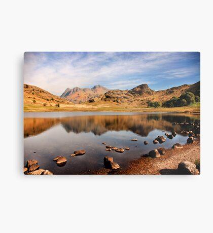 Lake District Tarn Metal Print