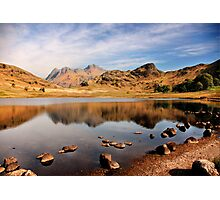 Lake District Tarn Photographic Print