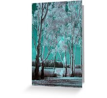 River of Dreaming Greeting Card