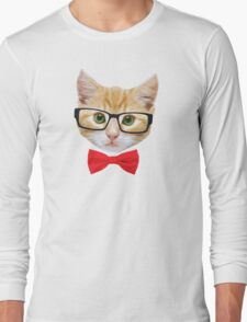 The Geek Cat T-Shirt