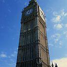Westminster Clocktower ( Big Ben ) by Dean Messenger