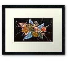 Otherworld Botany Framed Print