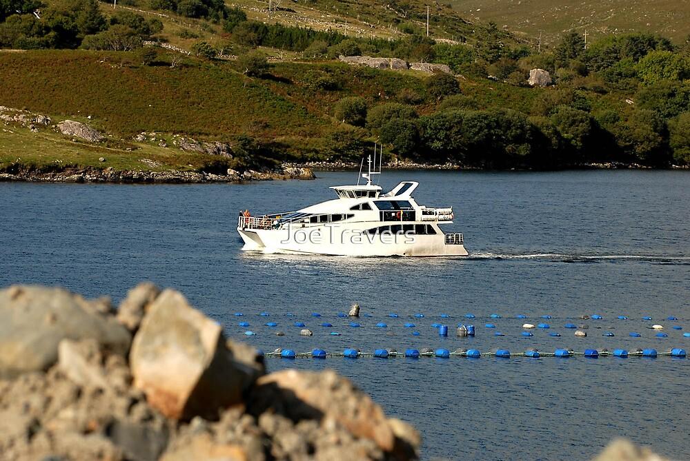 Cruiser at Killary Harbour, Ireland by JoeTravers