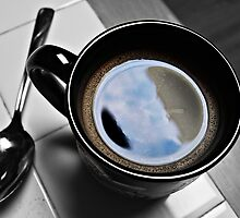 Clouds in My Coffee by littlelin