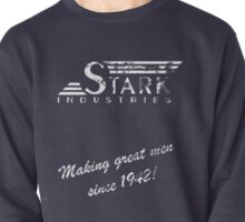 Stark Industries - Old Logo and Slogan Pullover