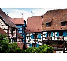 Eguisheim The Beautiful 3 Photographic Print