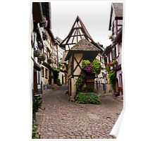 Eguisheim The Beautiful 4 Poster