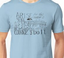 Arise! Do it! Unisex T-Shirt