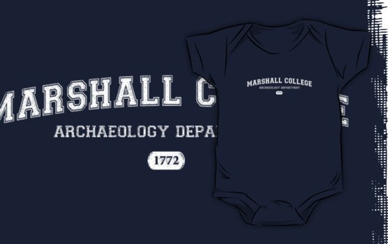 Marshall College Archaeology Department by Daniel Rubinstein