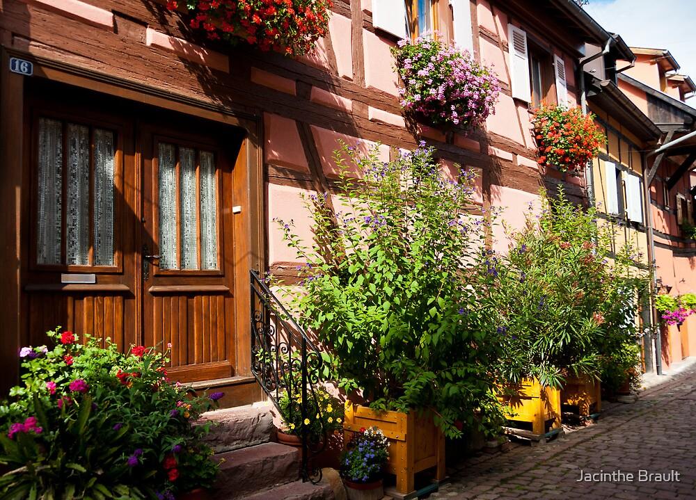 Eguisheim The Beautiful 5 by Jacinthe Brault