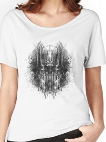 dark thoughts - sauron Women's Relaxed Fit T-Shirt
